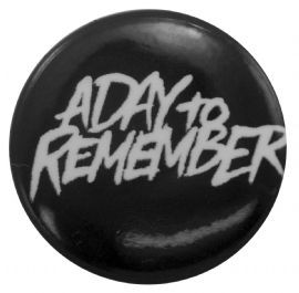 A Day to Remember - 'Name' Button Badge